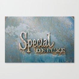 Vintage - Special Canvas Print