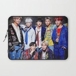 BTS - Bangtan Boys Laptop Sleeve