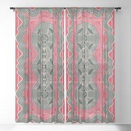 Thirty-five Sheer Curtain