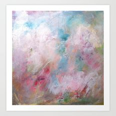 Cloud Cover Art Print