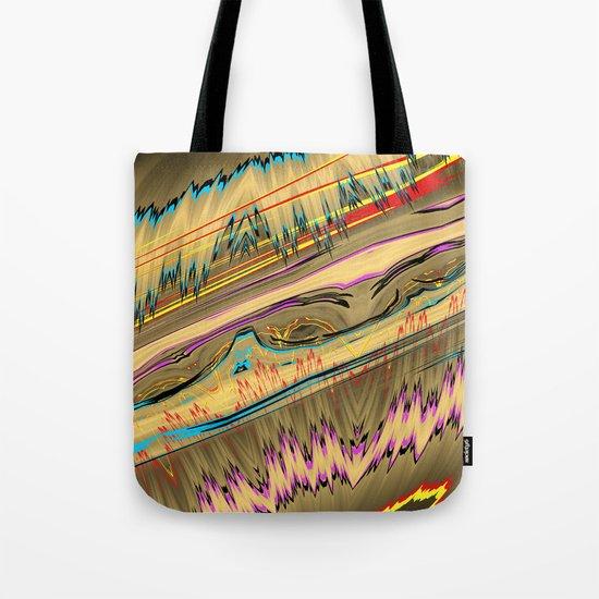 rocks III Tote Bag