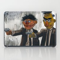muppet iPad Cases featuring Pulp Street by Beery Method