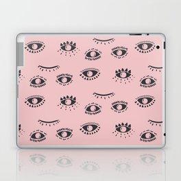 Mystic Eyes Laptop & iPad Skin