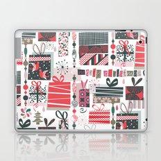 Bohemian Christmas Laptop & iPad Skin
