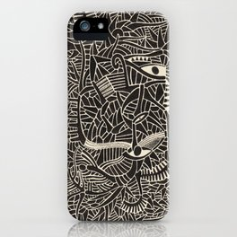 - concrete high school - iPhone Case