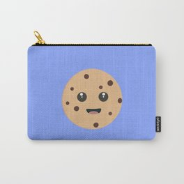 chocolate chip cookie kawaii Carry-All Pouch
