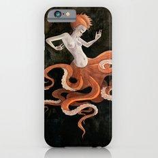 Octopus Mermaid Slim Case iPhone 6