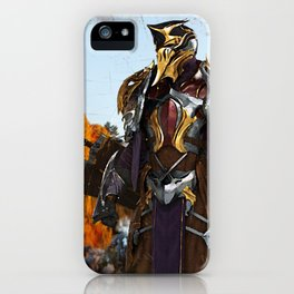 Coming home iPhone Case