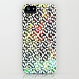 partake pattern iPhone Case