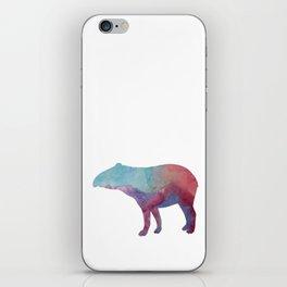 Tapir iPhone Skin
