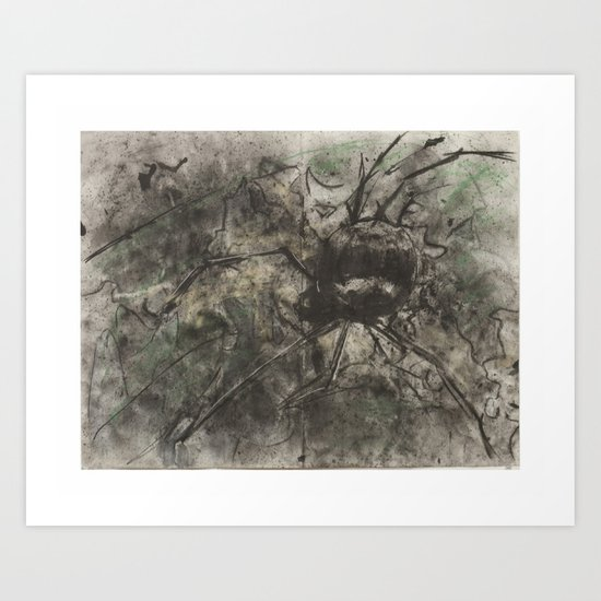 walt Art Print