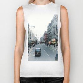 hey taxi taxi  Biker Tank