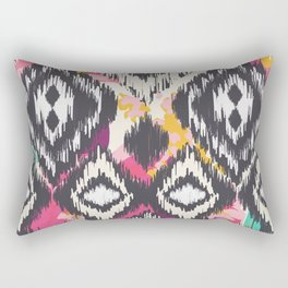 Ikat Rectangular Pillow