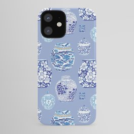 Chinoiserie Ginger Jar Collection No.6 iPhone Case