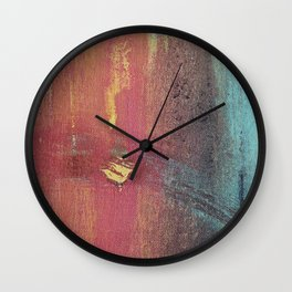 """""""Fast Pace"""" Close-Up Wall Clock"""