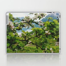 norwegian cherry blossom  Laptop & iPad Skin