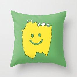 ochu 00 Throw Pillow