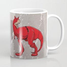 Daredevilnotauros - Superhero Dinosaurs Series Coffee Mug
