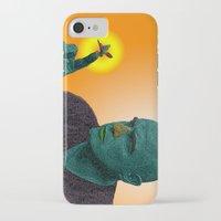 apocalypse now iPhone & iPod Cases featuring Apocalypse Now Marlon Brando by CultureCloth