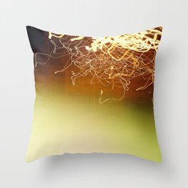 Event 6 Throw Pillow