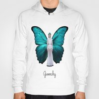 givenchy Hoodies featuring Papilio Givenchy Unframed by GirlAnnachronism