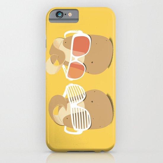 Cool Potatoes iPhone & iPod Case