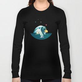 Astronaut Billards Long Sleeve T-shirt