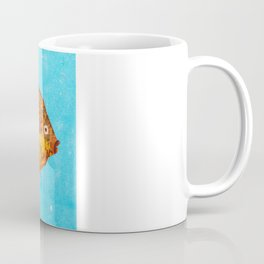 Garibaldi Fish Coffee Mug