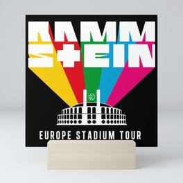 ramms wasserreise stein tour Mini Art Print
