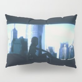 Day 0981 /// Shamefully GITS-inspired Pillow Sham