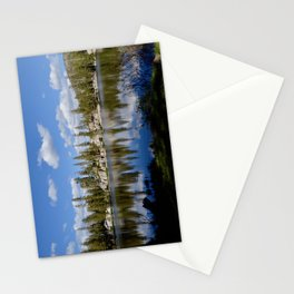 mosquito lake reflections Stationery Cards
