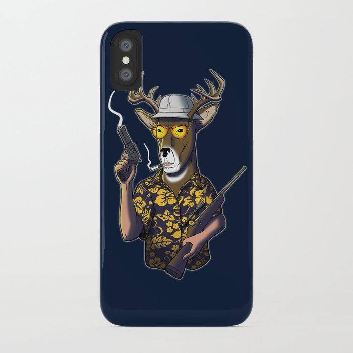 Deer Hunter iPhone Case