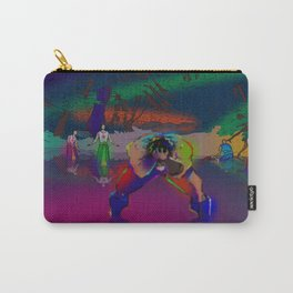 Distress Carry-All Pouch