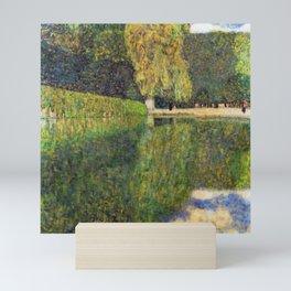 Gustav Klimt Schonbrunn Landscape Mini Art Print