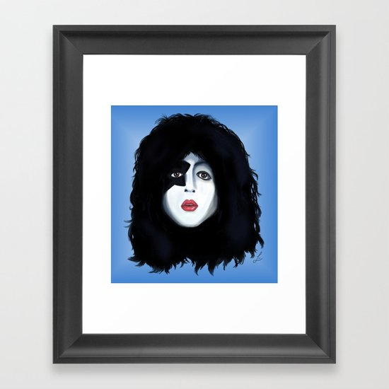 Starchild Framed Art Print