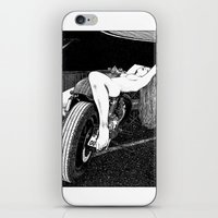 apollonia iPhone & iPod Skins featuring asc 585 - L'étalage (The display) by From Apollonia with Love