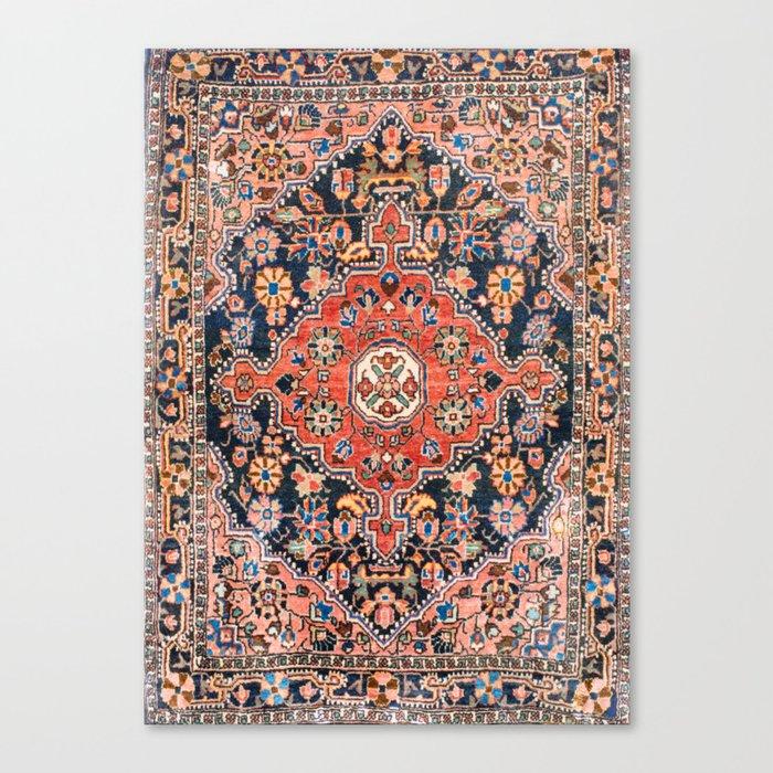 Djosan Poshti West Persian Rug Print Leinwanddruck