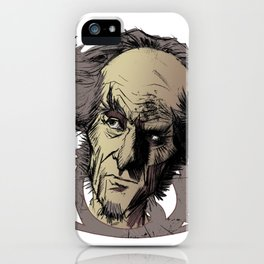 Count Olaf - A series of unfortunate events iPhone Case
