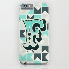 Letter F Slim Case iPhone 6s