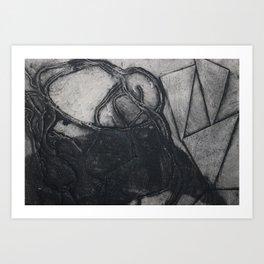 Printmaking#54 Art Print
