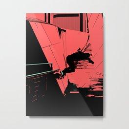 S. K. 08 Metal Print