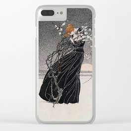 "Kay Nielsen Illustration from ""A Mother's Story"" Clear iPhone Case"