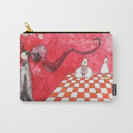 The Tale's Hens Carry-All Pouch