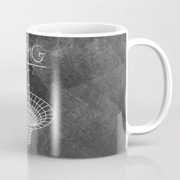 Black Hole Maxwell's Equations Coffee Mug