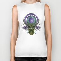 fullmetal alchemist Biker Tanks featuring Alchemist by Giohorus