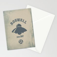 ROSWELL! Stationery Cards