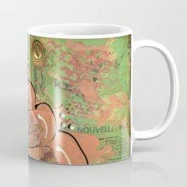 Golden Buttons Coffee Mug