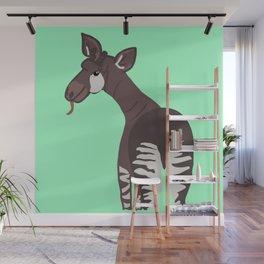 Okapi - Male Wall Mural