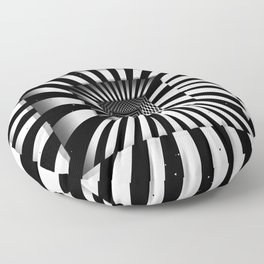 Spiral staircase Floor Pillow