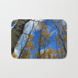 Fall in Jasper National Park Bath Mat